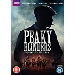 Peaky Blinders - Series 1-2 [DVD] [2013]